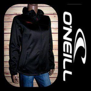 O'NEILL Black Jacket with Hood